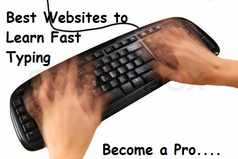Improve your typing skills