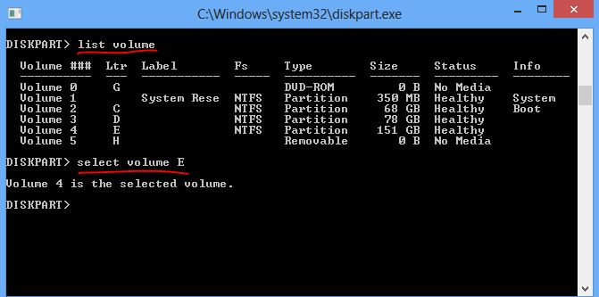HIDE DRIVES WITH CMD – HOW TO GUIDE