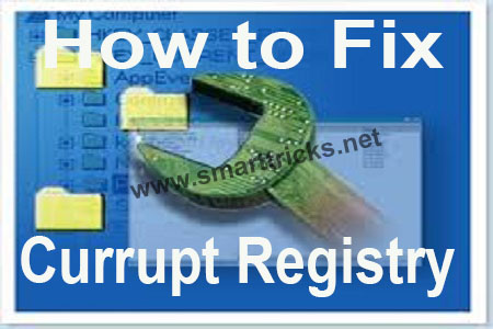 How to Fix Corrupt Registry Quickly and Easily