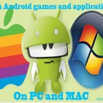 Run Android games and applications