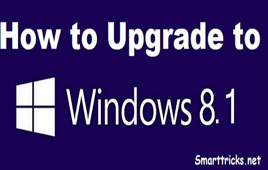 Upgrade to Windows 8.1