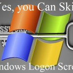 Skip Windows logon Screen