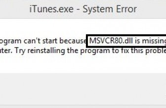 How to fix msvcr80.dll is missing Error [Latest]
