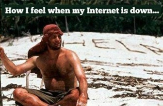 5 Things to Do while Internet Downtime