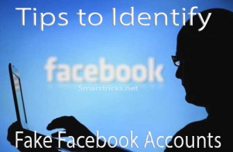 Tips to Identify Fake Facebook Account Easily